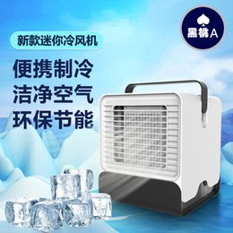 $enCountryForm.capitalKeyWord Australia - The new mini air blower negative air conditioning fan dormitory office cooling fan wholesale
