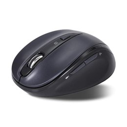Chinese  V3 Wireless Mobile Mouse adjustable Voice Typing Voice Command Long Range Wireless Mouse For Notebook Tablet manufacturers