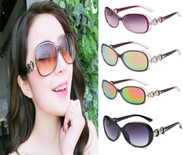 Extra Large Sunglasses Australia - Free Shipping Lady Women Fashion Sunglasses Summer 8 style Extra Large PC Gradient Sunglasses dc444