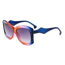 Unique Sunglasses Brands Australia - Unique Oversized Sunglasses Men Women Fashion Brand Designer Big Frame Sun Glasses Vintage Gradient Sunglass UV400 Eyewear