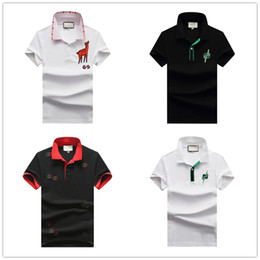 diamond supply tee shirts Australia - 20SS luxury polo Summer Cotton Mens T Shirts Fashion Short-sleeve Printed Diamond Supply Co Male Tops Tees Skate Brand Hip Hop Sport Clothes