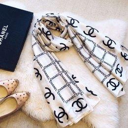 Опт Оптовая весна шелковый платок классический шелковый шарф женский мягкий легкий шелковый шарф пляжное полотенце 190 * 80 см