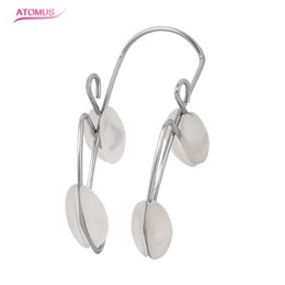 $enCountryForm.capitalKeyWord Australia - Nose Beauty Clip Shaping Shapers Nose Height Enhancer Clip Nose Up Lifting Reusable Supply Beauty Tool Stainless Steel