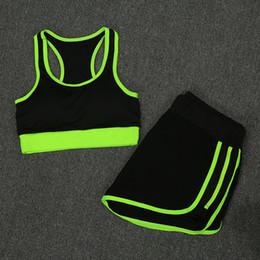 Active Suit Australia - Active Women's Summer Tracksuits Designer Two-piece Suit Breathable Comfortable Cloth Women's Yoga Clothing Suit Sportswear Wholes