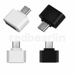 usb otg android cell phones 2019 - Micro USB To USB OTG Mini Adapter 2.0 Converter for Cell phones accessories Android Drop cheap usb otg android cell phon