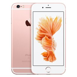 apple refurbished iphone Australia - Original Apple iPhone 6S Plus No Touch ID 5.5 Inch 16GB 64GB  Dual Core iOS 11 Refurbished Unlocked Phone