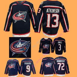 2019 Ice Hockey Columbus Blue Jackets Jersey Seth Jones Artemi Panarin Cam  Atkinson Nick Foligno Sergei Bobrovsky Men Women Youth Kid 776a53e05