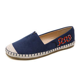 9c99603e9f3a2 Women Slip On Flat for Womens Fashion Sneakers solid color Loafers  Espadrilles Comfort Driving Holiday Shoes