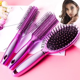 $enCountryForm.capitalKeyWord Australia - New Hair Brushes Anti Static Massage Professional Salon Comb Scalp Health Care Hairbrush Hair Acces Supply Tools