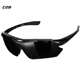sunglasses hiking Australia - CQB Outdoor Sport Tactical Cycling Glasses Polarized Sunglasses for Driving Hiking TR90 Myopia Glass