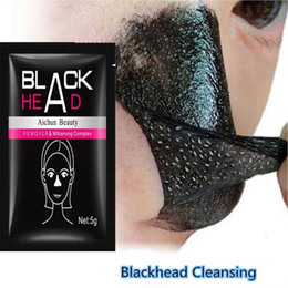 facial peel off masks Australia - Blackhead Remover Face Mask Nose Repair Deep Cleaning Skin Care Peel Off Masks Purifying Charcoal Black Mud Facial Beauty