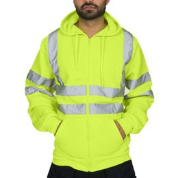 Road woRking online shopping - Strange Hoodies Sweatshirt Mens Road Work Pullover Tops Clothes Long Sleeve Hooded Sweatshirt Tops Size M XL