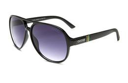 2019 0GUCCI Frame Quality Oversized Spring Leg Alloy Men Sunglasses Polarized Brand Design Pilot Male Sun Glasses Driving en venta