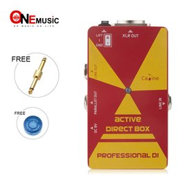 $enCountryForm.capitalKeyWord Australia - Caline CP-23 Active Direct Box Professional DI Guitar Effect Pedal