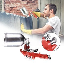Discount control painting - New Arrival Paint Sprayer Hand Manual Spraying Device Latex Spray For Painting Control Spray