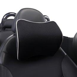 $enCountryForm.capitalKeyWord Australia - Car Seat Headrest Memory Cotton Pillow for VW Polo 9n 6r Routan Santana Scirocco Sharan Tiguan Touareg T-Roc vento t5 t3 t4 t6