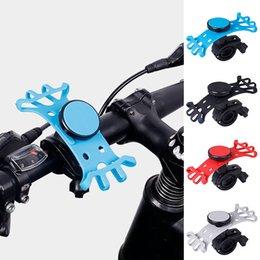 Bicicleta da bicicleta da bicicleta mtb guiador suporte do telefone seguro de silicone fixada carrinho de carro do bebê montar suporte de bicicleta acessórios 30