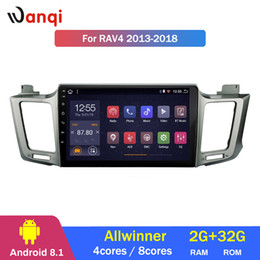 $enCountryForm.capitalKeyWord Australia - 2G RAM 32G ROM 10.1 inch Android 8.1 Auto car dvd multimedia system for Toyota RAV4 2013-2018 gps navigation