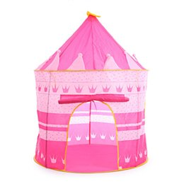 $enCountryForm.capitalKeyWord UK - Play Tent Baby Ball Pool Tent for Kid Pink Blue Tent Children Play House