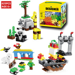 $enCountryForm.capitalKeyWord Australia - 625pcs City Diy Creative Building Blocks Sets Model Friends Figures Game Toys For Children Bricks MX190730