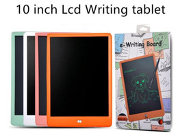 $enCountryForm.capitalKeyWord UK - LCD 10 inch Writing Tablet Lcd writing board Blackboard Handwriting Pads Paperless Notepad Whiteboard Memo With Pen DHL free