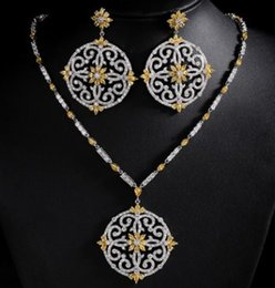 $enCountryForm.capitalKeyWord NZ - wonderful high quality low price more color plate diamond crystal bride wedding jewelry set necklace earings (150)nmm