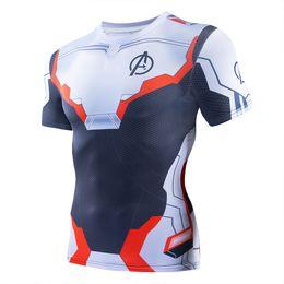 $enCountryForm.capitalKeyWord Canada - Funko pop Avengers Endgame Realm Cosplay Design TShirt Men Women Marvel 3D Print T-Shirts Short Sleeve Style Tshirt Tops Quick Dry Must-have