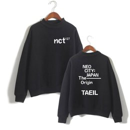 sweatshirt skulls Australia - 127 Printed Turtleneck Sweatshirt Menber Name 2019 new Casual Letter printing High Collar Outwear Sweatshirts Winter Autumn T5190604