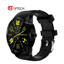 Smart Watch Wifi Camera Australia - SYYTECH K98H WIFI 3G smart watch dual-core GPS positioning health monitoring Bluetooth remote camera sports smart bracelet