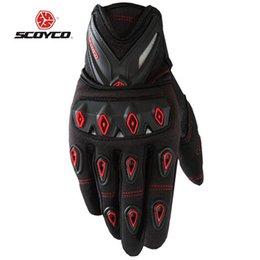 $enCountryForm.capitalKeyWord NZ - Hot sale New spring summer Scoyco MC10 full finger motorcycle gloves motorbike Electric bicycle gloves drop resistance