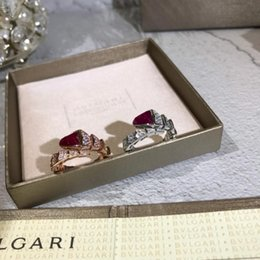 Discount platinum wedding rings for couples - Wedding Rings jewelry New Style Round diamond For Women Rose Gold Color Twist Rope Stacking in Stainless Steel