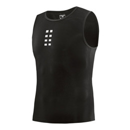 Slimming muScle veSt online shopping - BL209 Cycling Quick drying Air breathable Cycling Vest Fashion Surf Men s Tank Slim Fit Muscle Waistcoat Vest