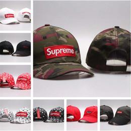 617bf010f supreme Hot 23 color Brand bonnet sombreros de diseño gorras hombres  mujeres otoño e invierno gorra de béisbol salvaje casual ins moda hip hop  cap