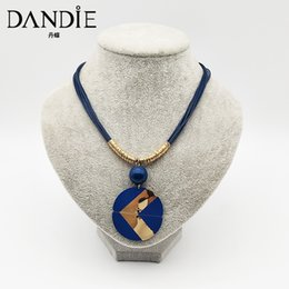 geometric necklace metal 2019 - Dandie Geometric metal necklace, fashion, punk, simple feminine accessories cheap geometric necklace metal