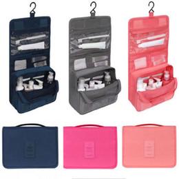 $enCountryForm.capitalKeyWord Australia - Hanging Wash Toiletry Bag Travel Cosmetic Kit Large Essentials Organizer Waterproof