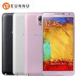 Rom Camera Australia - Samsung Galaxy Note 3, 4G LTE Smartphone, Android 5.7 nch, N9005 1920x1080 13MP 16GB ROM WIFI Front & Back Camera Mobile Phone