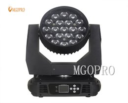moving heads lights price 2019 - 19x12w rgbw dmx wash moving head led wash zoom dj lighting with factory price direct sales