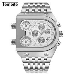 $enCountryForm.capitalKeyWord Australia - New Men's Watch Multifunctional Calendar Steel Strip Quartz Watch Water resistance 3 ATM Movement Quartz movement