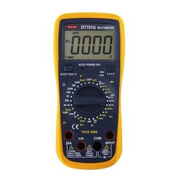 Burning car online shopping - Freeshipping Digital Multimeter Digital Car Multimeter Full Level Anti Burning Real Effective Measurement Rms Auto Ranging Digital Mul