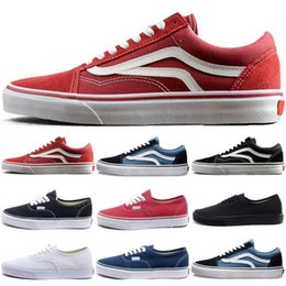 canvas shoes van NZ - hot sale vans