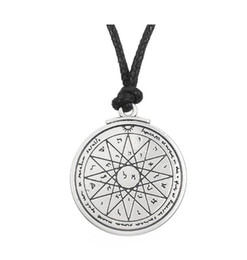 $enCountryForm.capitalKeyWord UK - JF112 Good Luck viking religious runes amulet vintage pendants charms pagan talisman jewelry rope necklace for man