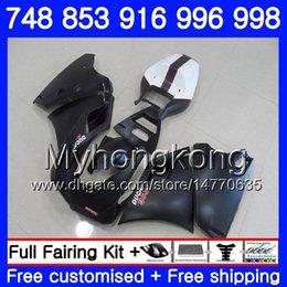 Dark blue matte online shopping - Kit For DUCATI matte black S R HM S S R R S R Fairing
