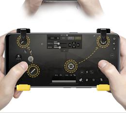 Xiaomi youpin Feizhi Handy Spiel Feuer Auslöser Shooter-Taste Joystick für PUBG Spiele-Controller für IOS Andriod Telefon 3014789A5 im Angebot