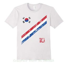 T Shirt Woman Korea Australia - South Korea Soccerite Jersey Shirt Men Women Kid Sizes T Shirt Cotton Men Short Sleeve Tee Shirts