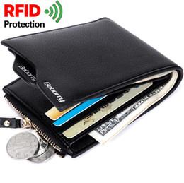 $enCountryForm.capitalKeyWord Australia - RFID Theft Protect Coin Bag Zipper Men Wallets Famous Brand Boborry Mens Wallet Male Money Purses Wallets Mew Design Men Wallet #529112