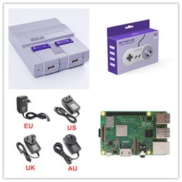 $enCountryForm.capitalKeyWord Australia - Full Set Retroflag Superpi Case with Raspberry Pi 3 B+ 3B Model 3B+ SD Card Power Supply With Fan Heatsink HDMI Cable USB Game Controller