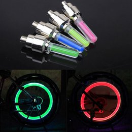 $enCountryForm.capitalKeyWord NZ - New Bike Light Bicycle Hot Wheel Spokes Fluorescent Stick Nozzle Light Led Tyre Tire Valve Caps Lamp Riding Accessories #361704
