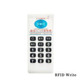 $enCountryForm.capitalKeyWord Australia - factory wholesale Handheld 125kHz-13.56MHz 9 Frequecny RFID Duplicator Copier Writer