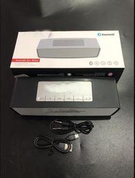 Audio Disks Australia - 2018 Bluetooth Mini Speaker Protable Wireless Stereo Music Sound Box Audio Super Bass U Disk TF Slot With Handle FREE shipping