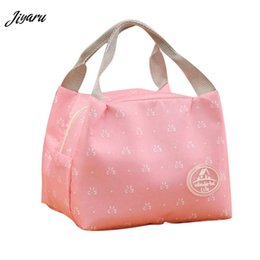 $enCountryForm.capitalKeyWord NZ - Hot Sale Lunch Bag Portable Insulated Lunch Bag Kids Snack Box Carry Tote Storage Cooler Picnic Pouch for Women
